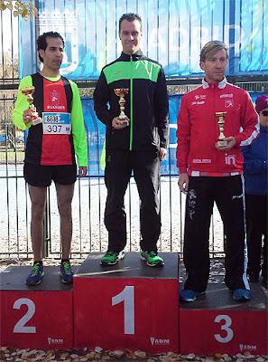 Atletismo Aranjuez Carrera Constitución Barajas