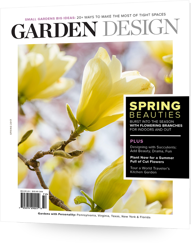 Subscribe to Garden Design Magazine