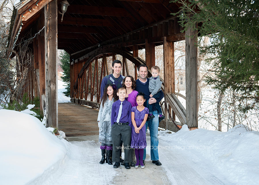 Bloom and Grow Photography, Utah Family Photographer