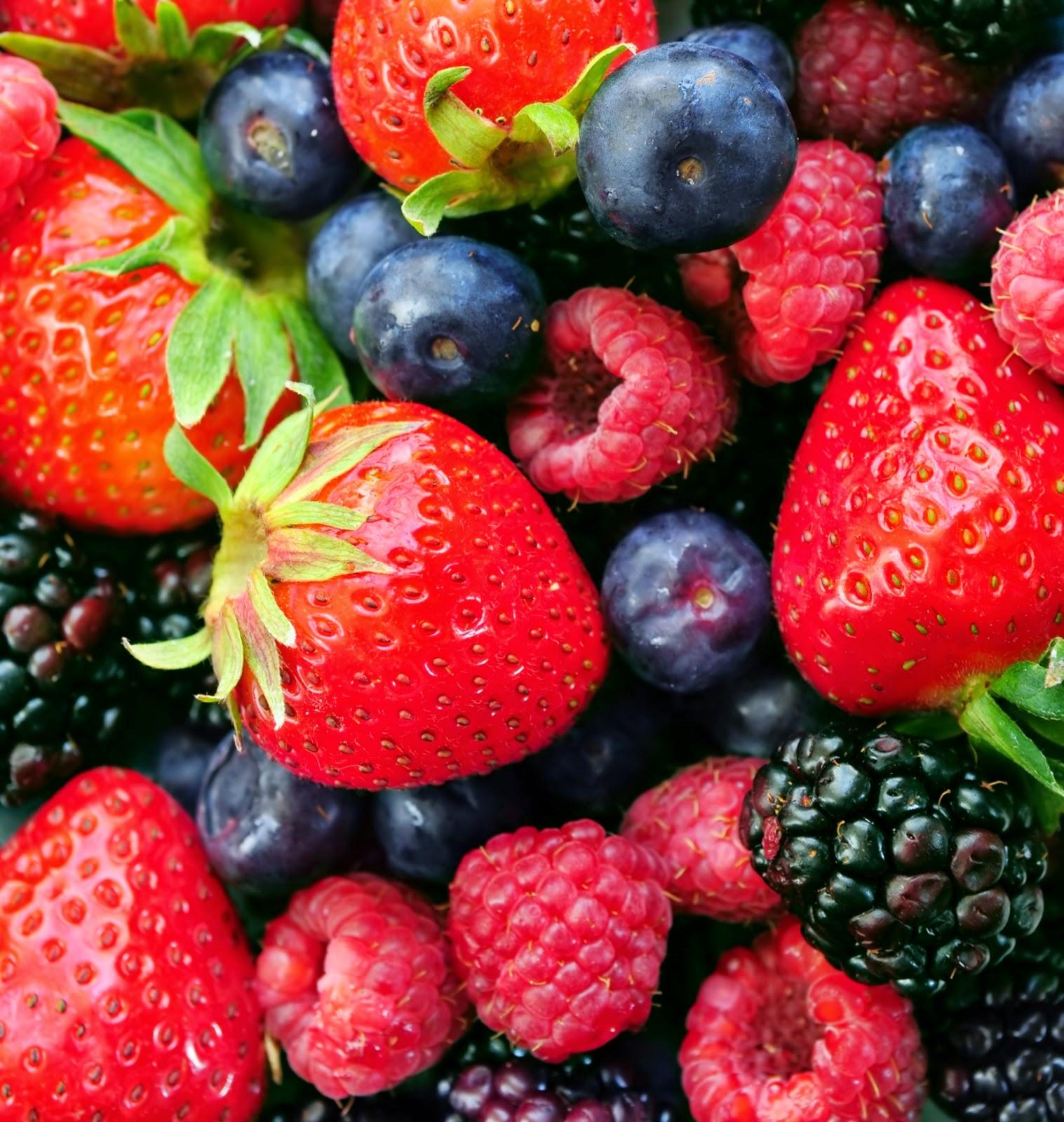 Alimentos com antioxidantes