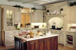 Ilha na cozinha planejada