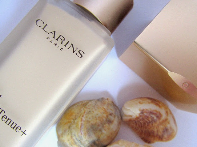clarins everlasting foundation review