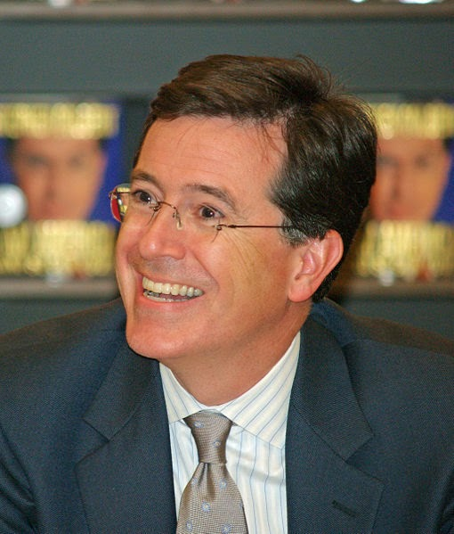 Stephen Colbert and the Death of Protestant America