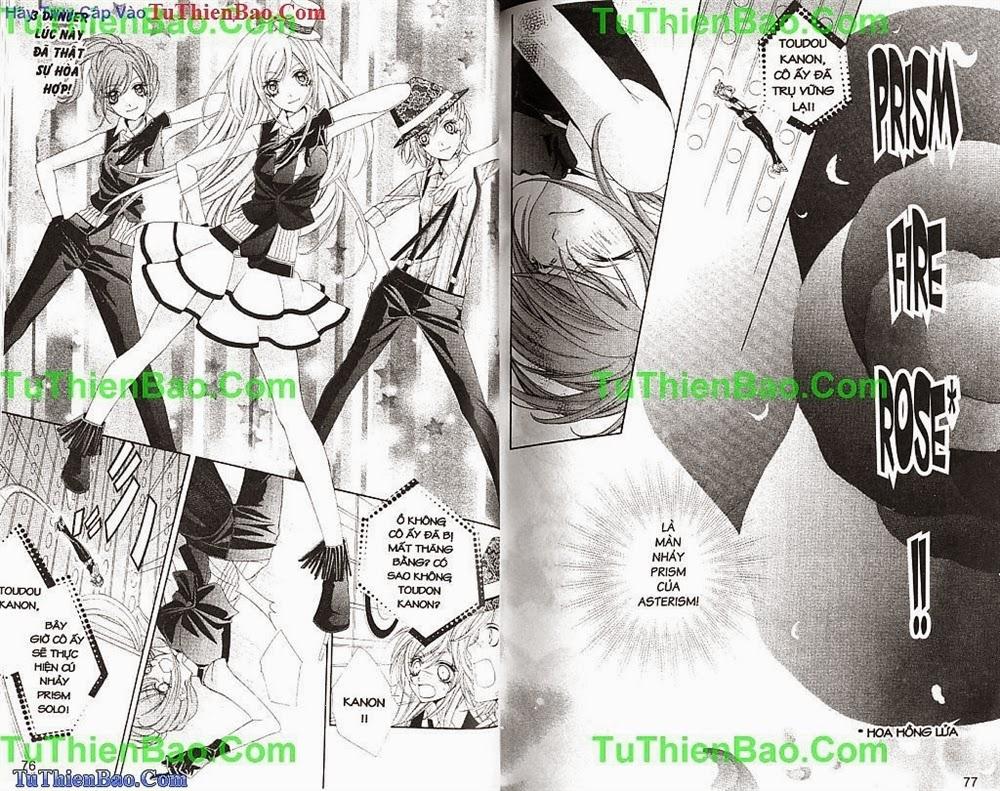 Vũ Điệu Sao Băng chap 4 - Trang 38
