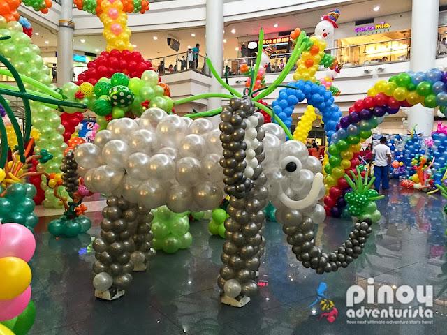 Photos Balloon Festival 2015 At Robinsons Place Manila