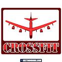 B-52 Bombers CrossFit Graphic Logo Design