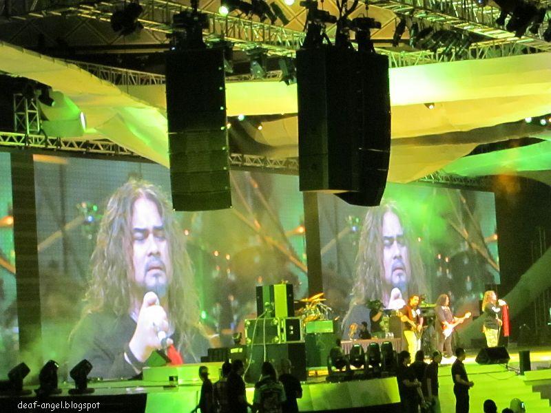 ku di halaman rindu: review kumpulan Wings 16 Sept 2011 Suntec ...