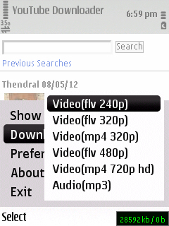 Free download youtube downloaders for your symbian phones it contains video in memory or memory card in addition the program also has a longer length that lets youdownload mp3 songs from youtube you can choose ccuart Image collections