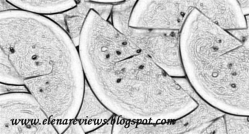 Free coloring page with watermelon title=