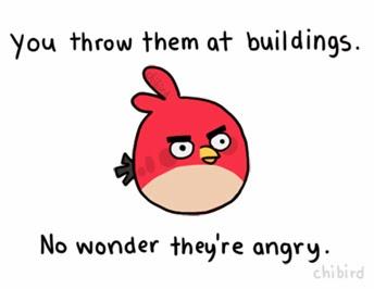 ¿por qué están enfadados?