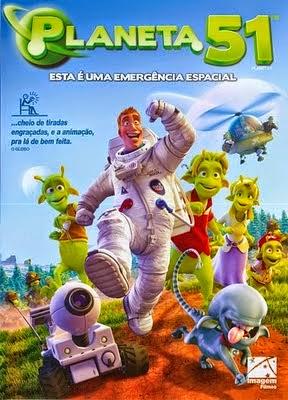 Baixar Filme Planeta 51 DVDRip AVI Dublado