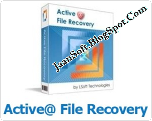 Active @ File Recovery 14.1.2 For Windows Download