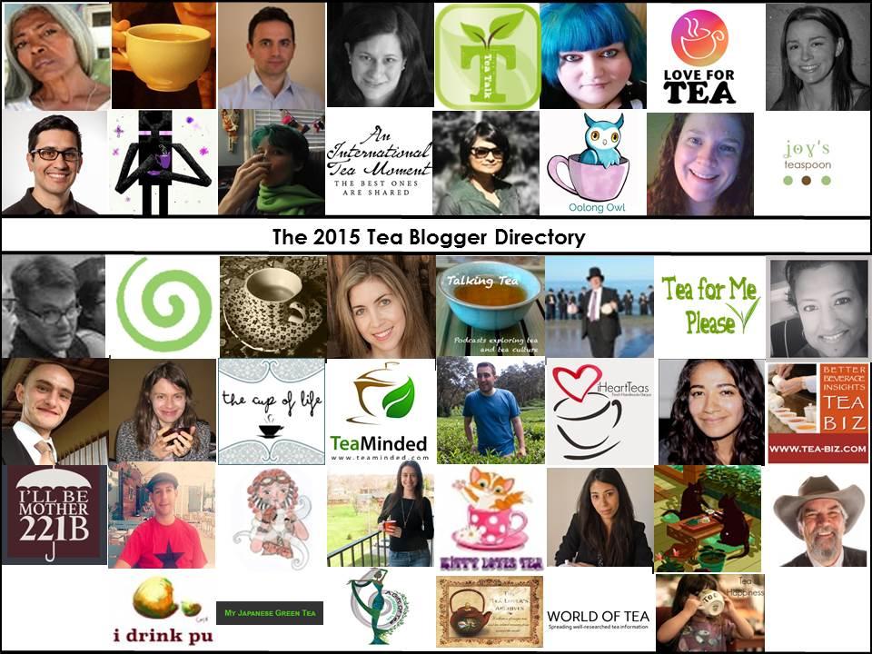 2015 Tea Blogger Directory