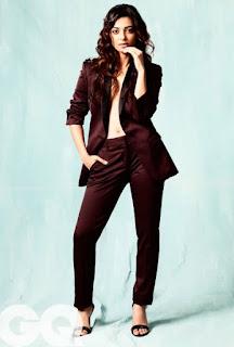 Radhika Apte Hot Navel Pic for GQ Magazine