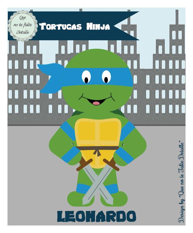 diseño-personaje-tortugas-ninja-leonardo