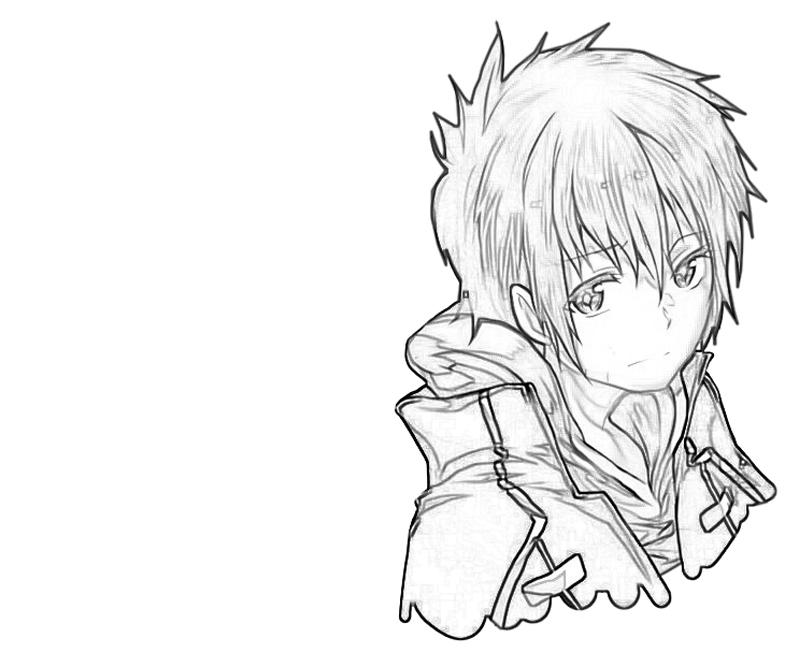 enma-kozato-handsome-coloring-pages