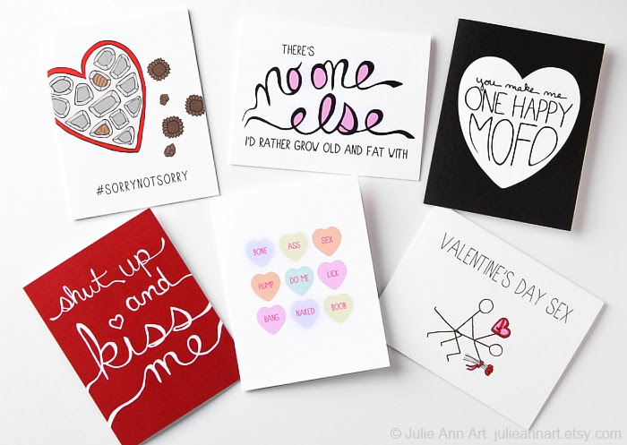 Valentine's Day Line and an Etsy Gift Card Giveaway