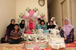 Hari Pertunangan Kakak