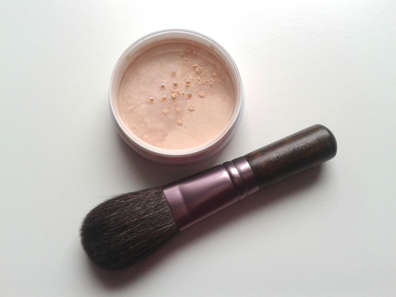 Sheer Cover Studio Perfect Shade Mineral Foundation