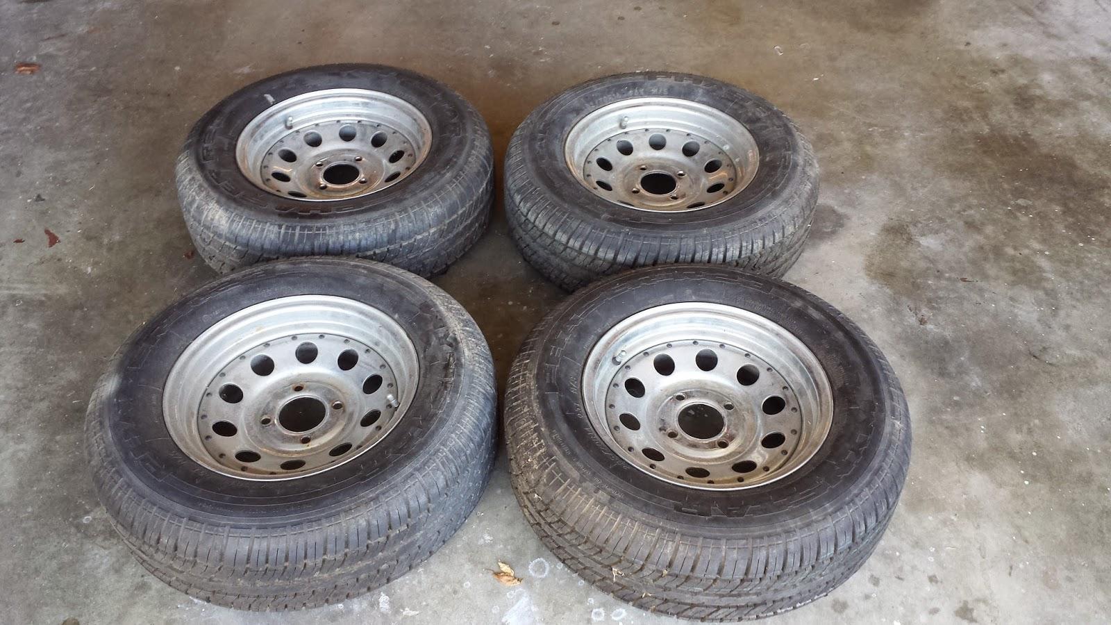 Garage: Wheel Polishing with Bar Keepers Friend | DIY Phil