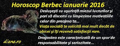 Horoscop Berbec ianuarie 2016