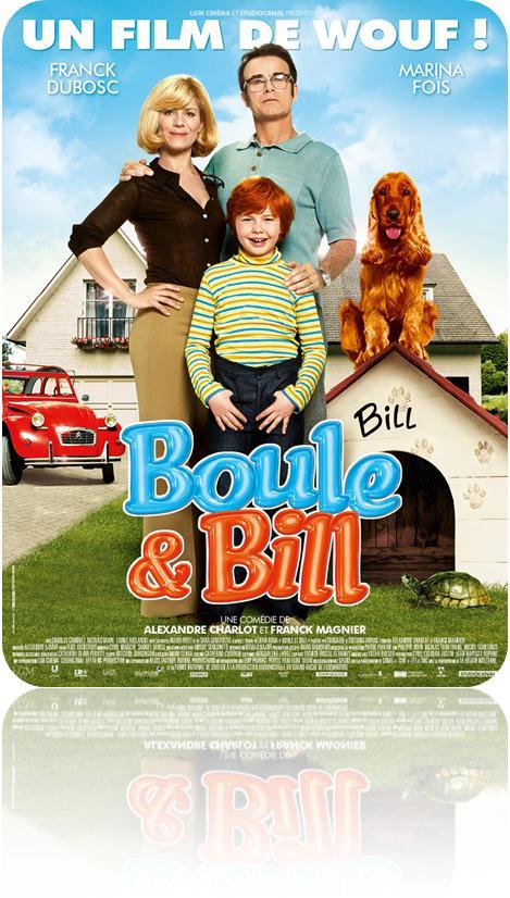 BOULE & BILL au cinéma le 27 février