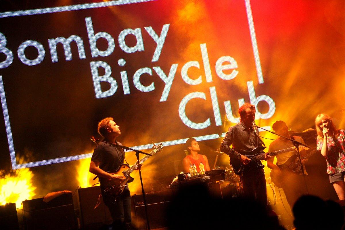 Bombay Bicycle Club Logo Bombay Bicycle Club é um Banda