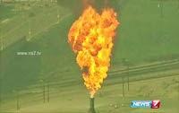 Huge explosion rocks California Oil Refinery