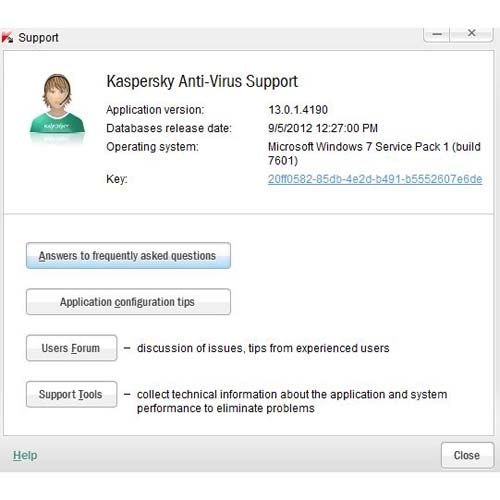 kaspersky antivirus (www.freewarelatest.com)