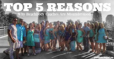 Top 5 Reasons Why Beachbody Coaches are Misunderstood - Who are Beachbody Coaches - Beachbody Coaching Opportunity