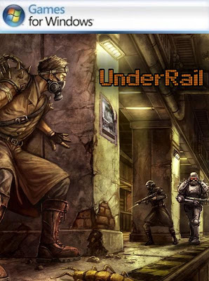 Underrail PC Cover