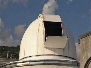 clases de cupulas de observatorio de la astronomia