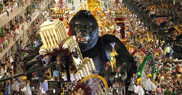 Top 10  Entertaining Festivals Around The World