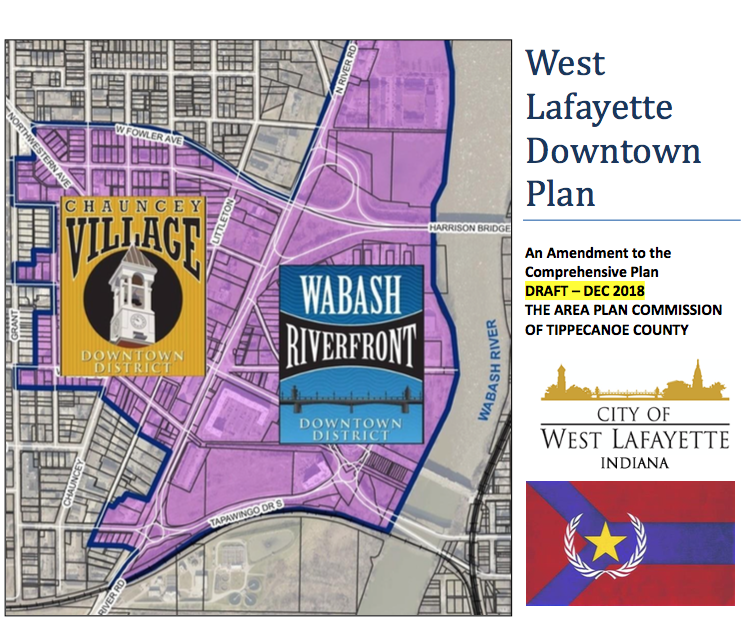 West Lafayette Downtown Plan (Draft)
