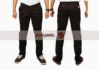 jual celana chino pria murah bandung