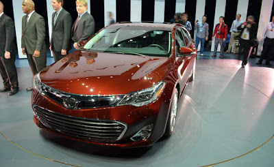2013 Toyota Avalon Release Date, Redesign and Review