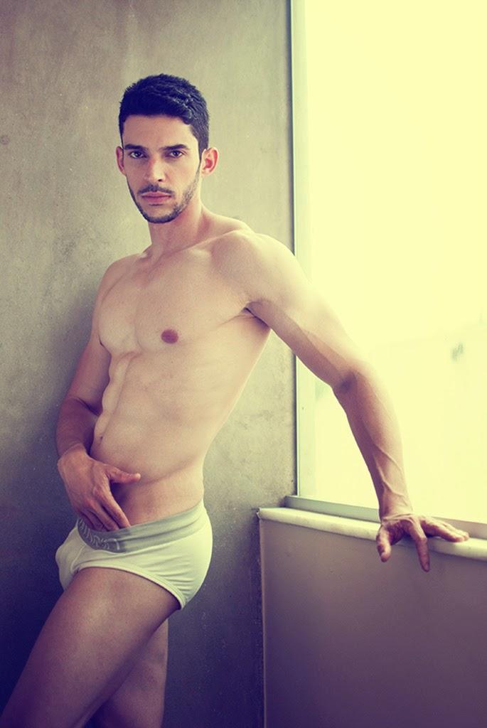 Patricius Valeriano brasilian model
