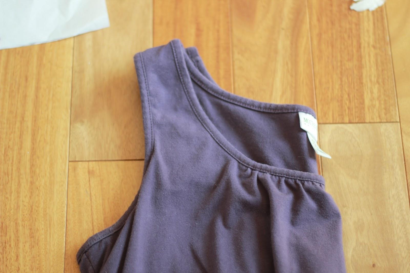 DIY Maternity Hospital Gown - A Sprinkle of Joy