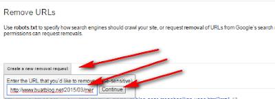 Cara Mengatasi URL Crawl Error di Webmaster Tools