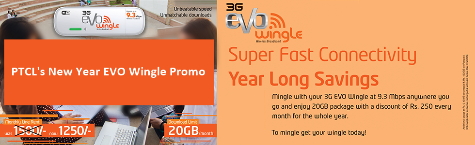 Evo Wingle Winter Promo