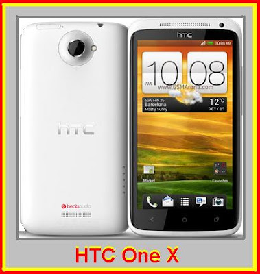 HTC One X, HTC Endeavor, HTC Supreme, HTC Edge
