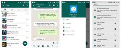 download bbm mod tema whatsapp apk