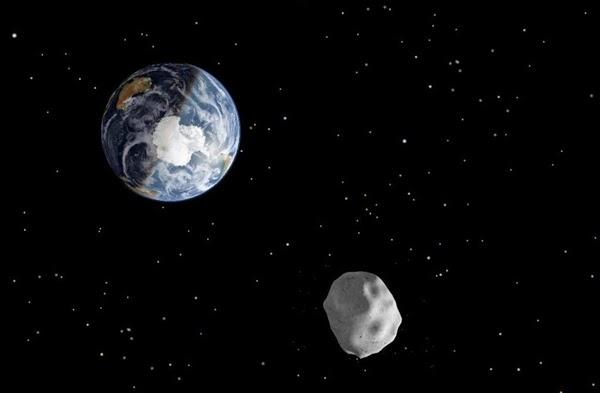 Asteroid Sebesar Bus Kota Lintasi Bumi pada 27 April 2014