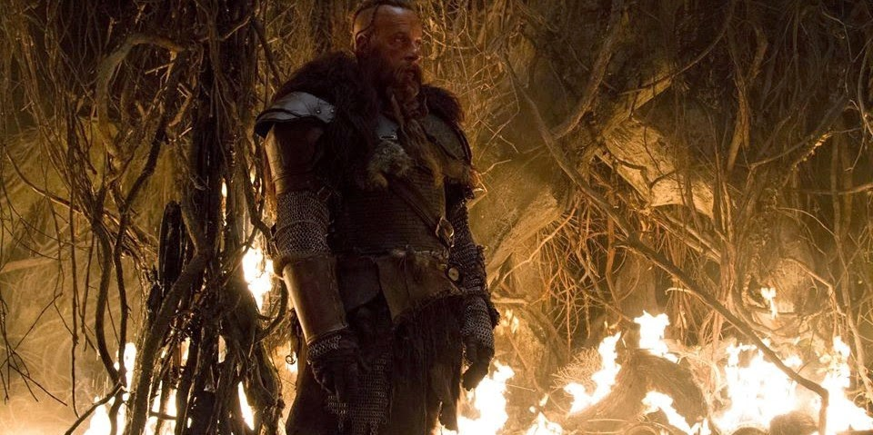 Vin Diesel é imortal no teaser trailer de The Last Witch Hunter