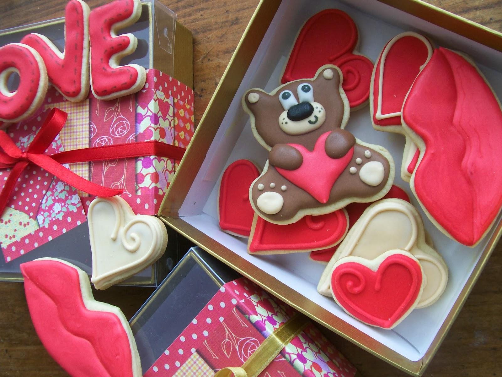 Dulces y Colores: San Valentín 2014