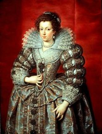 Jacobean Lady