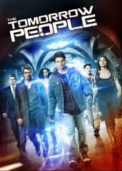 The Tomorrow People 2013 movie poster