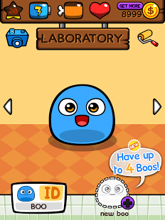 Android Games My Boo - Virtual Pet Apk Asik - 1