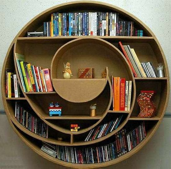 10 amazing book shelves you will love to install at your home amazing punch - Amazing shelves ...