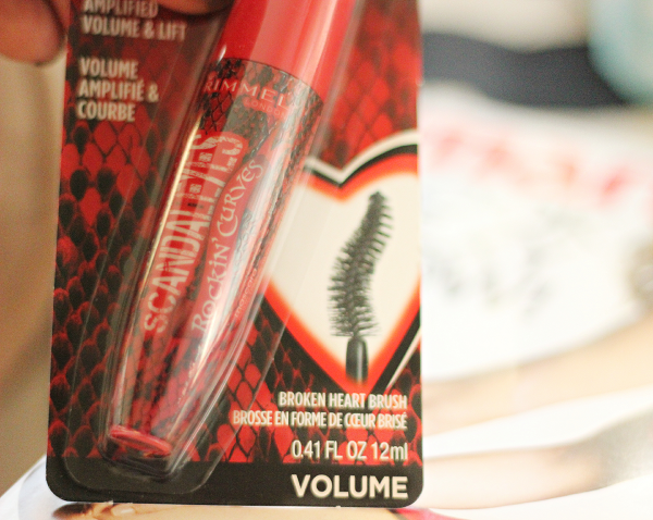Influenster Moda Vox Box review #ModaVoxBox #Rimmel